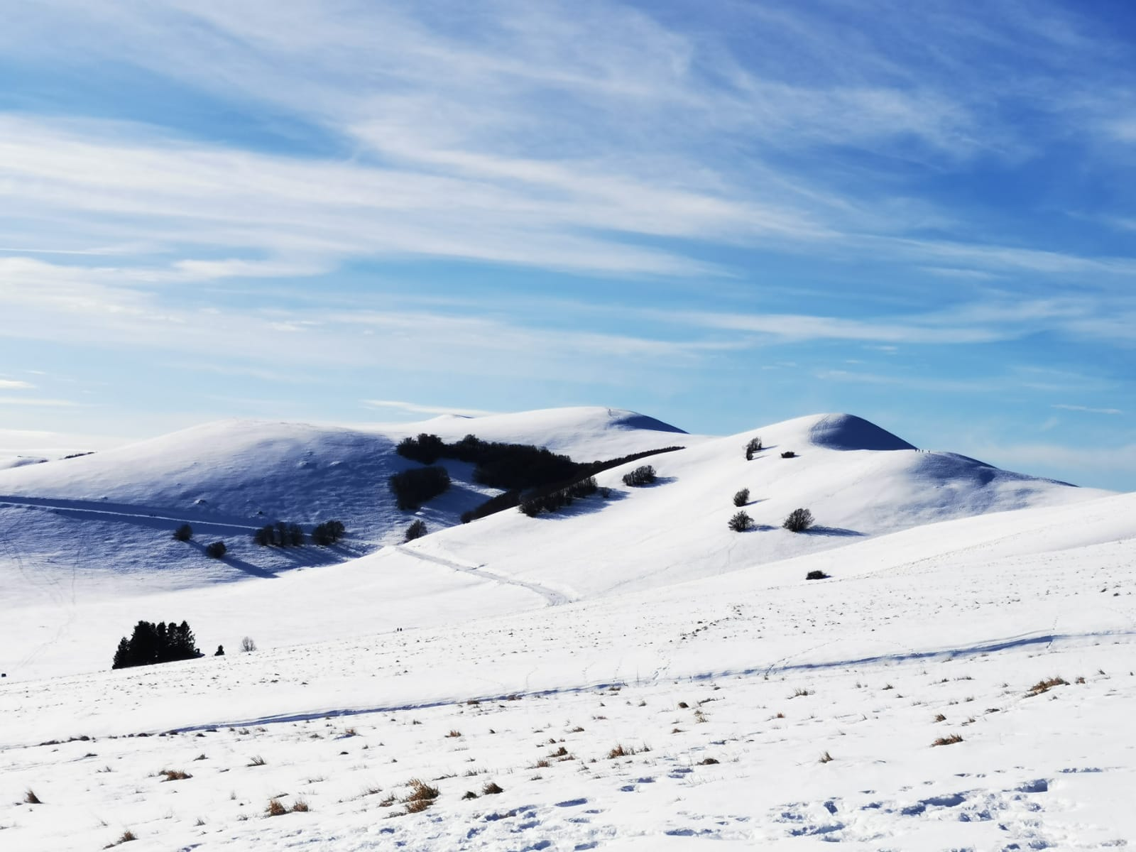:. 23/12 – Escursione Paradisi Sibillini: Scenari da Forca di Presta
