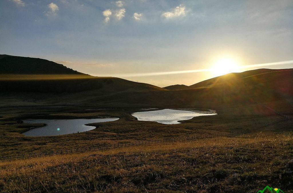 :. 30/07 – Escursione l'attesa del Tramonto: i Pantani di Accumoli