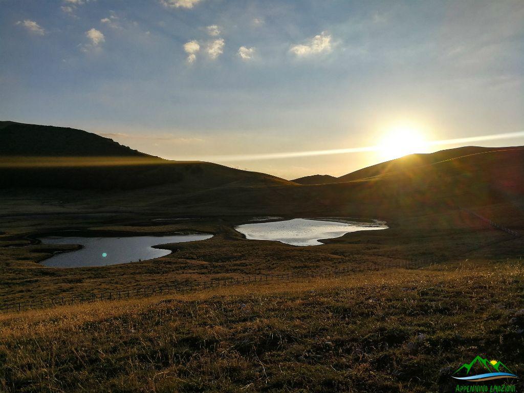 :. 17/12 – Escursione Paradisi Sibillini: Pantani di Accumoli e scenari invernali