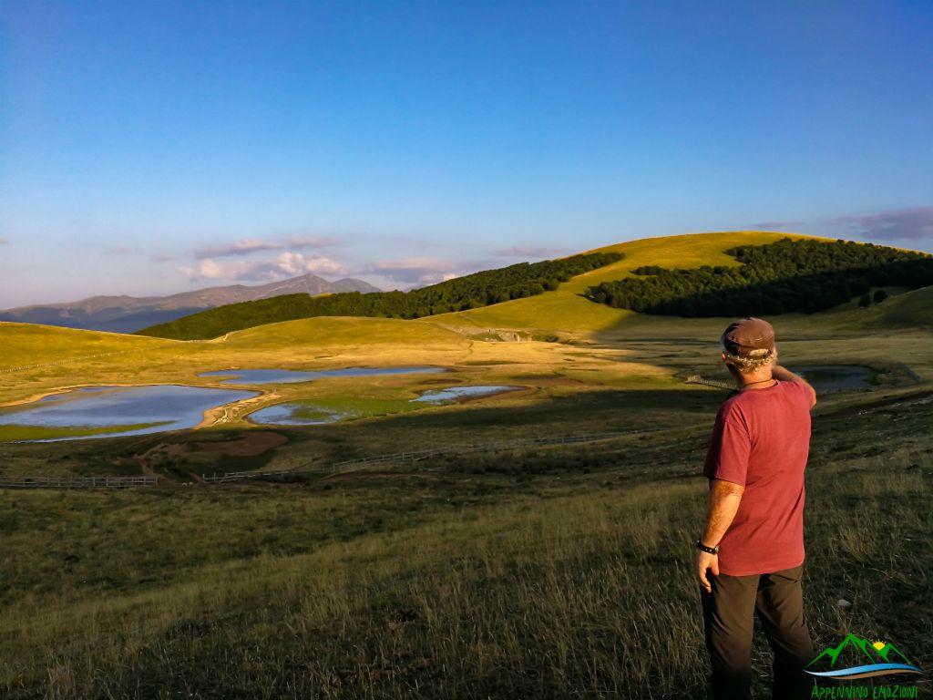 :. 21/08 – Escursione Tramonti Sibillini: Pantani di Accumoli dipinti