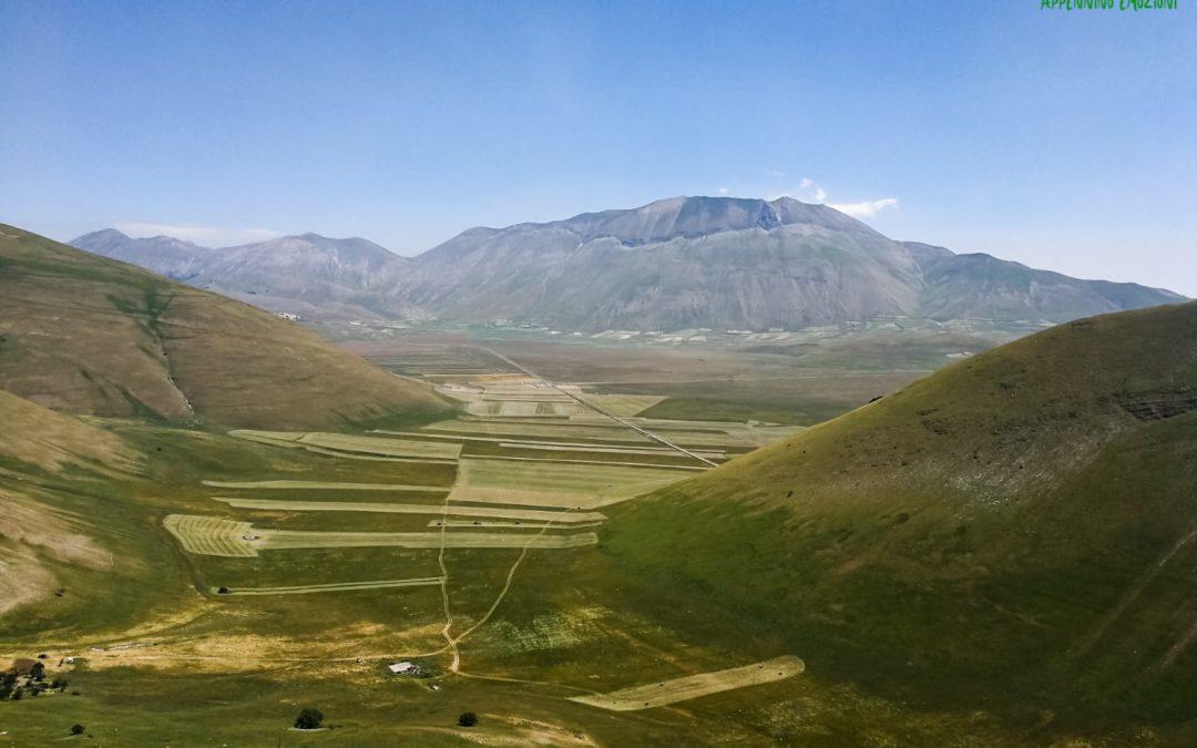 :. 25/08 – Escursione Paradisi Sibillini: Panorami sul PianGrande in una traversata