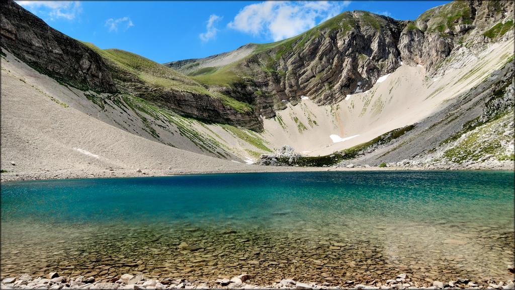 :. 24/08 – Escursione Paradisi Sibillini: Il lago di Pilato da Foce