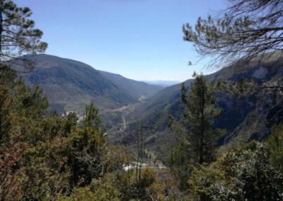 Appennino emozioni - escursioni in montagna - parco gola rossa e frasassi - sentiero aquila 5