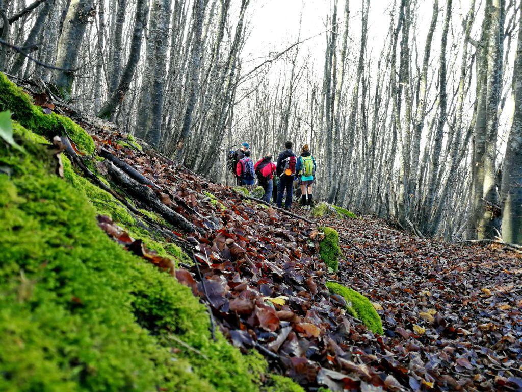 :. 08/03 – Escursione Laga Sensations: Montagna dei Fiori e Caciare