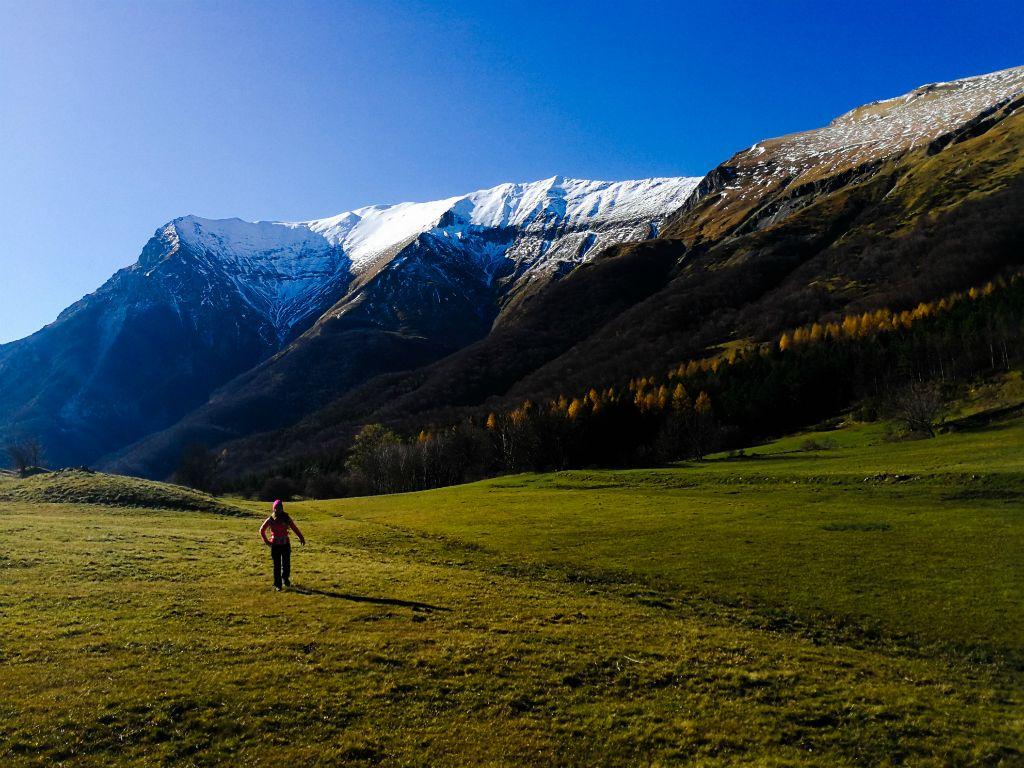 .: 28/12 – Escursione Paradisi Sibillini: Altino, antiche vie e POLENTA