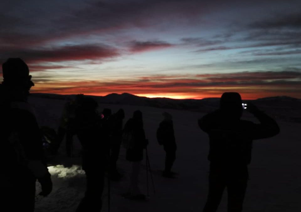 .: 21/12 – Escursione Tramonti Sibillini: Castelluccio, il Crepuscolo e….
