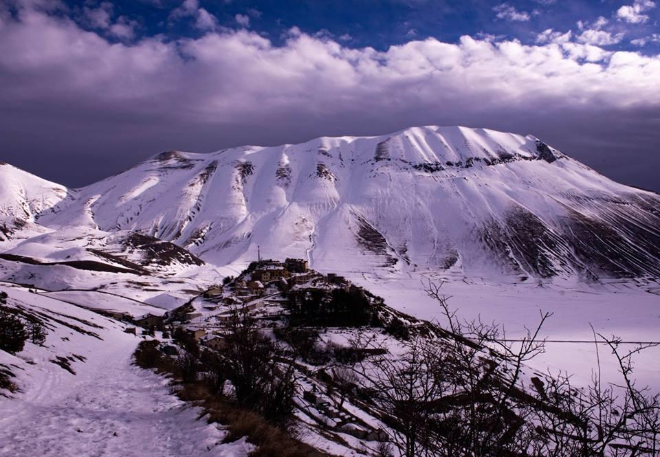 .: 03/01 – Escursione Paradisi Sibillini: Castelluccio, antico lago e panorami