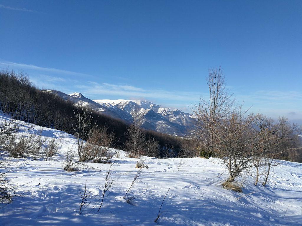 :. 05/01 – Escursione Paradisi Sibillini: Amandola, borghi e panorami