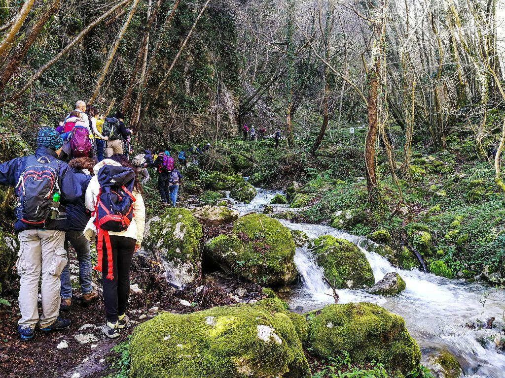 :. 22/03 – Escursione nei dintorni di Montelago: Valle della Scurosa
