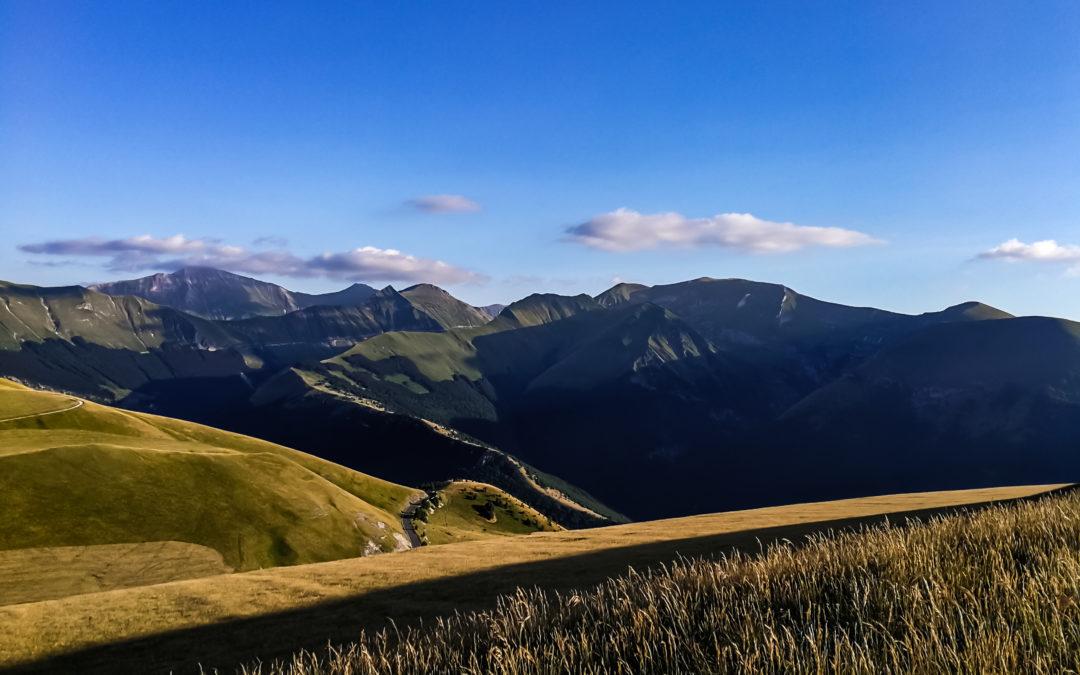 :. 11/06 – Escursione pomeridiana sui Sibillini: i Piani di Ragnolo