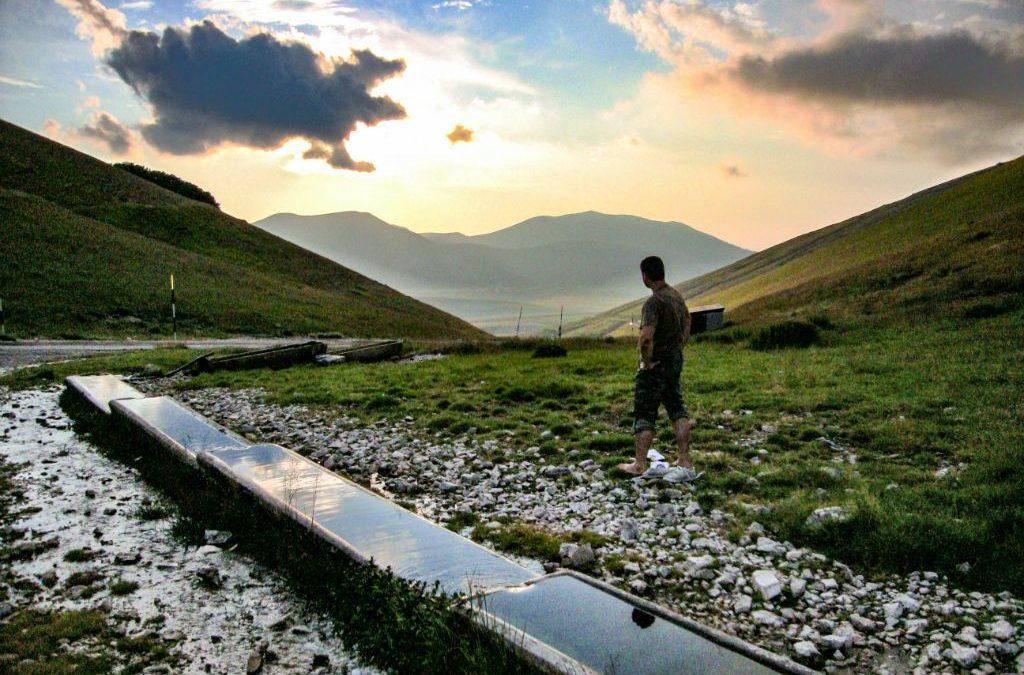 :. 23/08 – Escursione Tramonti Sibillini: Forca di Presta e crepuscolo