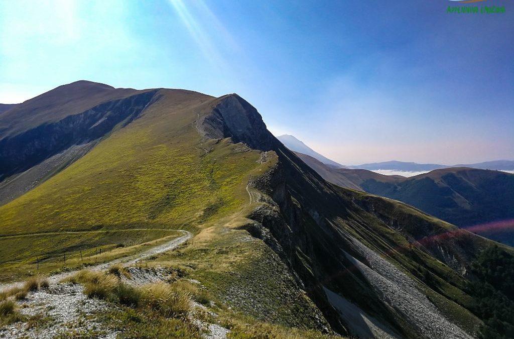 :. 19/09 – Escursione Paradisi Sibillini: Passo Cattivo e cima di Vallinfante