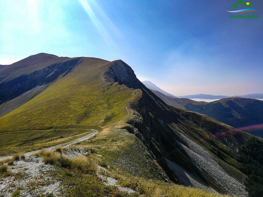 :. 09/08 – Escursione Paradisi Sibillini: Passo Cattivo e Cima Vallinfante