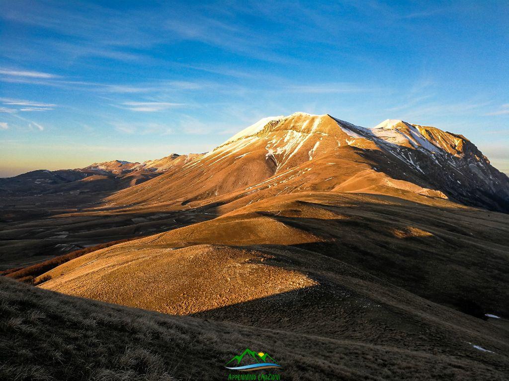 :. 21/03 – Escursione Tramonti Sibillini: Forca di Presta e panorami