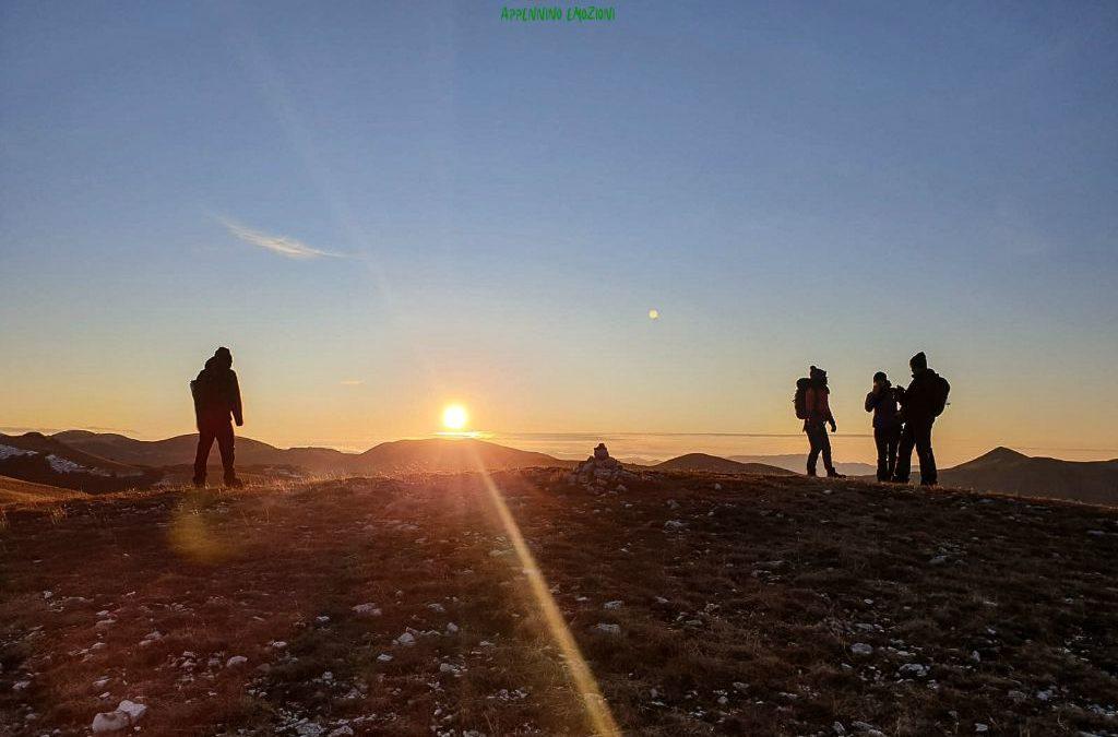 :. 11/07 – Speciale Fioriture: Forca di Presta al tramonto