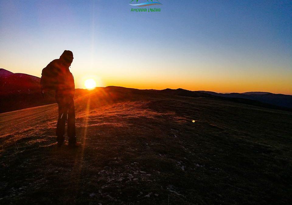 :. 26/02 – Escursione Monti Sibillini: Tramonto ai Piani di Ragnolo
