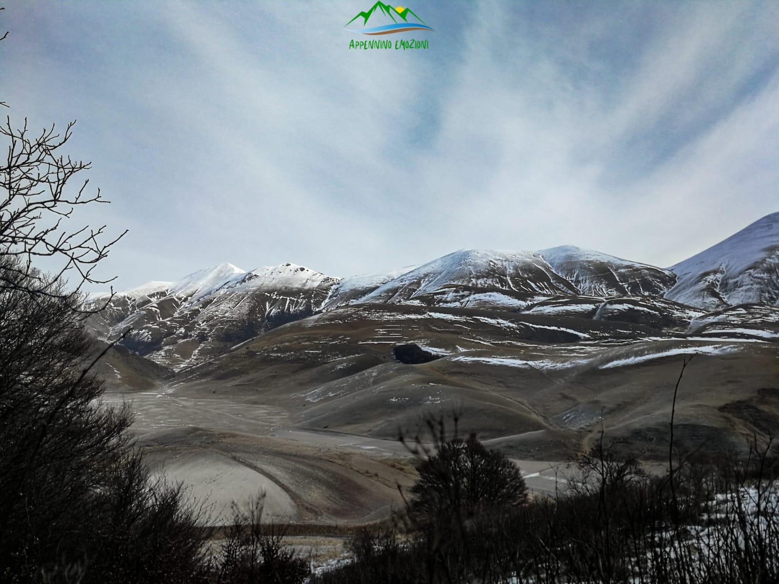 :. 21/03 – Escursione Paradisi Sibillini: Colli Alti e Bassi di Castelluccio