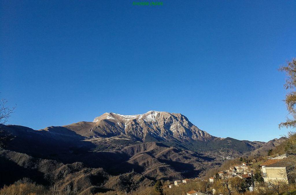:.27/02 – Escursione nei luoghi del Pastore Serafino intorno a Spelonga