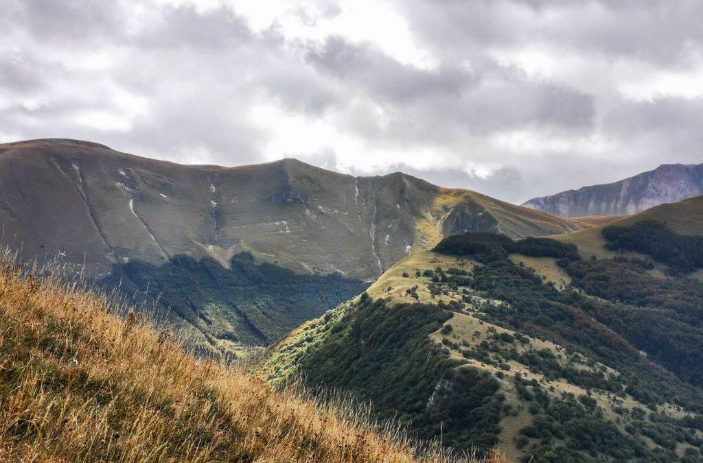 :. 30/09 – Escursione Sibillini: La fonte dell' Aquila e panorami