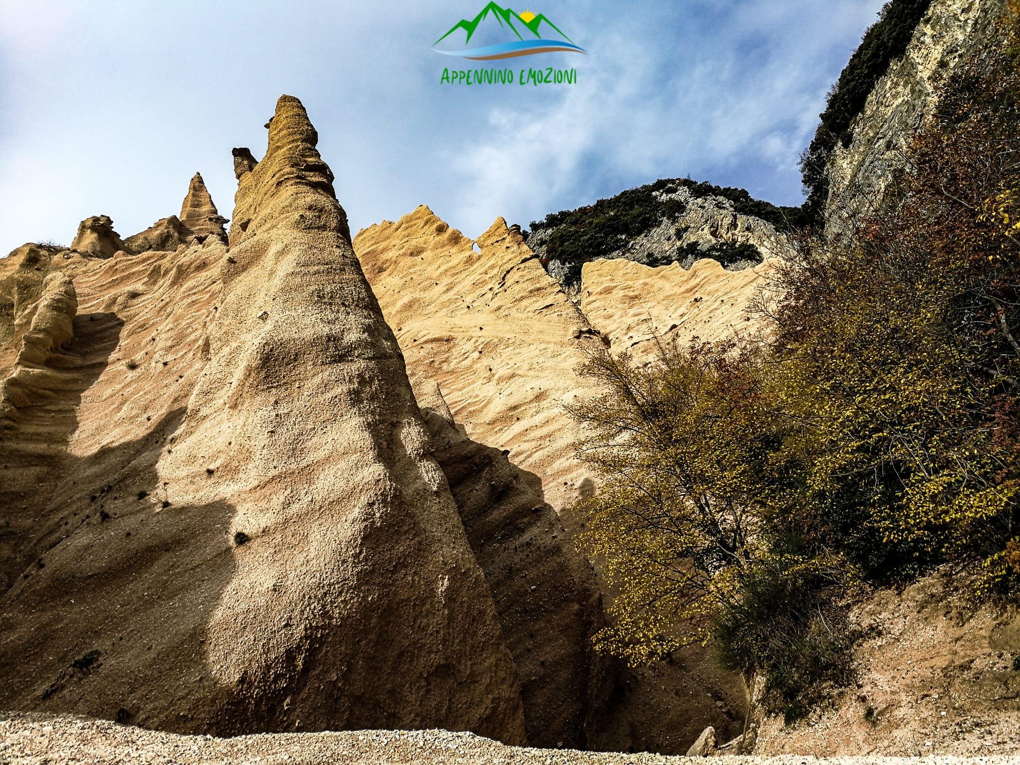 :. 03/08 – Escursione nel Canyon dei Sibillini: Le Lame Rosse
