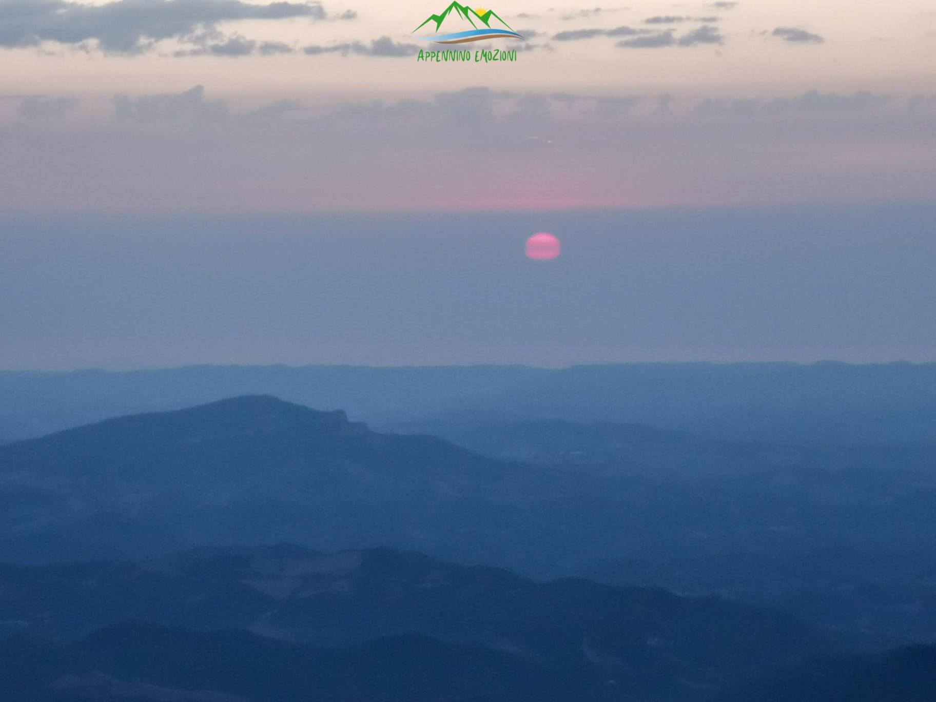 :. 16/08 – L'attesa dell'alba sui Sibillini nei dintorni del Macchialta